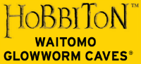 Hobbiton & Waitomo Glowworm Caves
