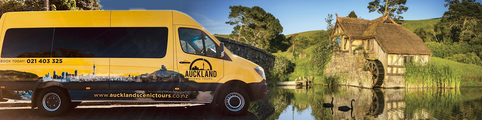 New Zealand Tours – Hobbiton